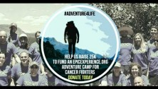 #Adventure4Life — Join the Adventure and Help Cancer Fighters from July 21st – 31st