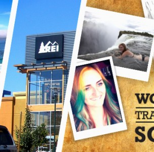 It's that time again… Get out of the house and come see me at REI!