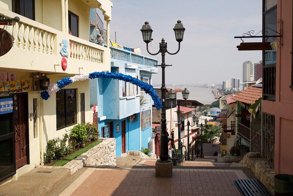 Guayaquil on Las Peñas