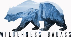 Wilderness Badass Logo