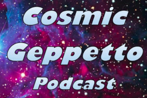 Cosmic Geppetto Logo